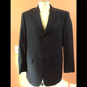 Kenneth Cole Single Breasted Suit Blazer